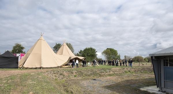structure de location pour festival